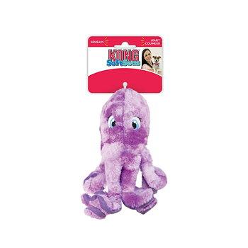 Hundleksak KONG SoftSeas Octopus S