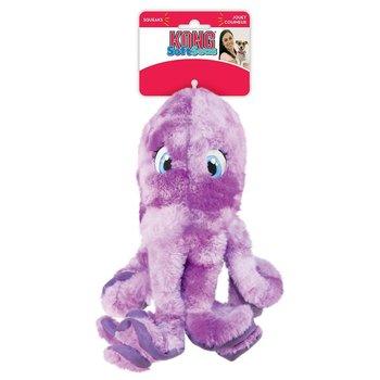 Hundleksak KONG SoftSeas Octopus L