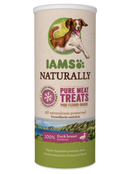 IAMS 100% Duck Freeze Dried Treats