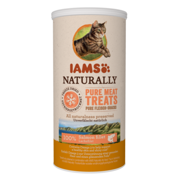 IAMS 100% Salmon Treats