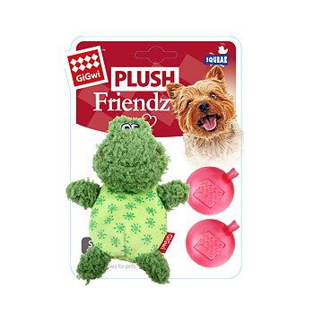 Hundlek Plush Friendz groda