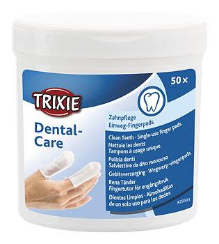 Fingerpads mint, för tandvård