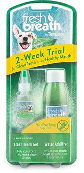 Tropiclean Fresh breath 2 week trial kit