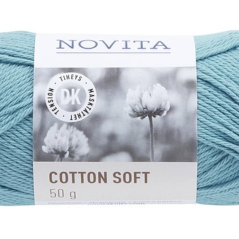 Cotton Soft 120  Vatten