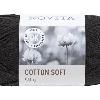 Cotton Soft 099 Svart
