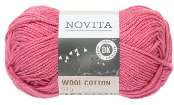 Novita Wool Cotton Ros 520