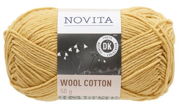 Novita Wool Cotton Saffran 285