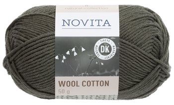 Novita Wool Cotton Barrträd 399