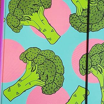 Kamillas Anteckningsbok Broccoli