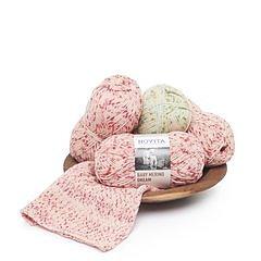 Novita Baby Merino Dream Paket 1/2 kg med 6 färger