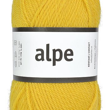 Alpe 36109 Canary Yellow