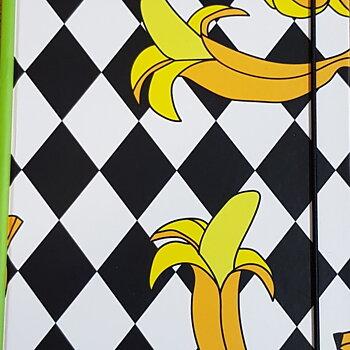 Kamillas Anteckningsbok Bananer