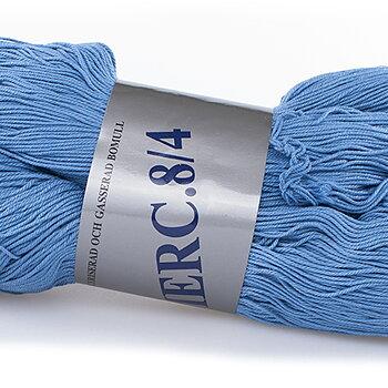 200 g härva 8/4 Jeansblå 343