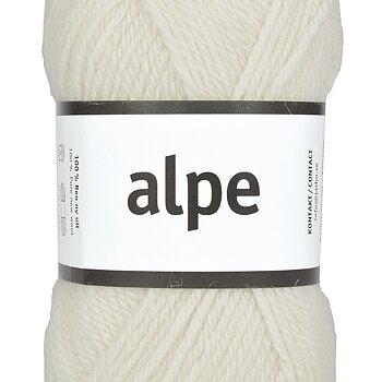 Alpe 36119 White Crisp