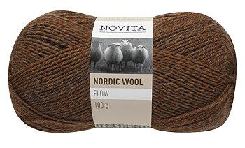 Nordic Wool Flow 042 OBS! 100 g (Utgående garn)