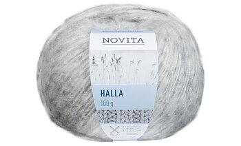 Novita Halla Snö 041