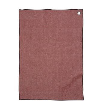 """Marsalafärgad Kökshandduk """"Jordan"""" 50x70cm"""