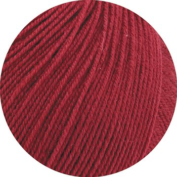 Cool Wool Baby 50 g - Vinröd