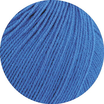 Cool Wool Baby 50 g - Royalblå