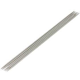 Strumpstickor Edelstahl 15 cm/2,5 mm