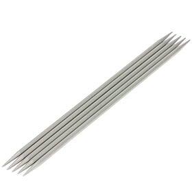 Strumpstickor Edelstahl 15 cm/3,5 mm