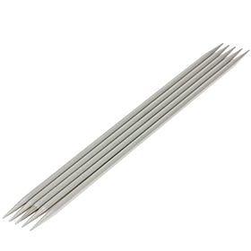 Strumpstickor Edelstahl 20 cm/4,5 mm