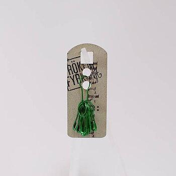Maskmarkörer Fröken Fyrkant - 10- pack grön
