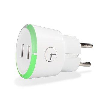 USB-laddare med säkerhetstimer