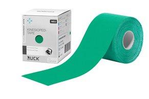 RUCK® FÖRBANDSMATERIAL Kinesiologitejp grön, 5 cm x 5 m, 1 rulle