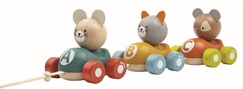 Dragleksak (animal train) / PlanToys