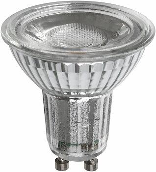 LED-lampa, 5W, GU10, 4000K, 230V