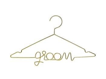Galge Groom, guld, 45x27cm