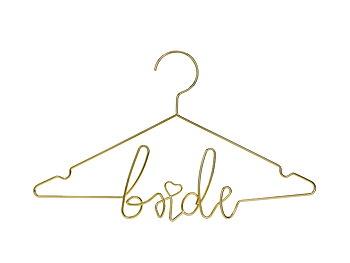 Galge Bride, guld, 45x27cm