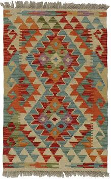 Afghansk Kelim 58 x 89