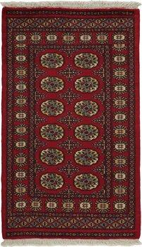 Bouchara 79 x 131 röd