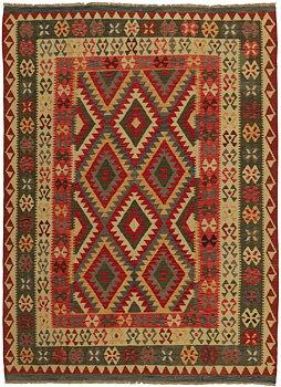 Afghansk Kelim 179 x 230