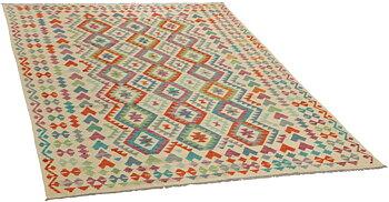 Afghansk Kelim 203 x 303