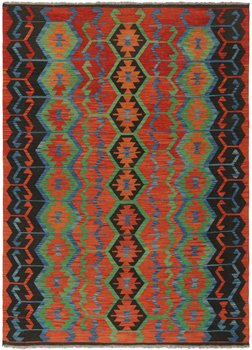 Afghansk Kelim 173 x 244