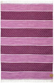 Visby lila 160 x 230 och 70 x 250