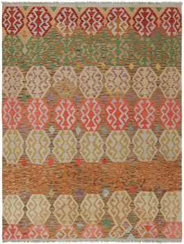 Afghansk Kelim 189 x 252