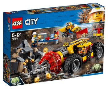 LEGO City 60186 - Gruvborr