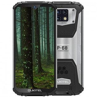 Oukitel WP6 tålig telefon med stort batteri