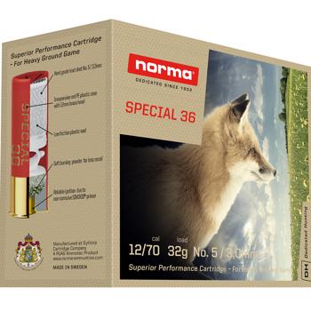 NORMA SPECIAL 36 12/70 US1