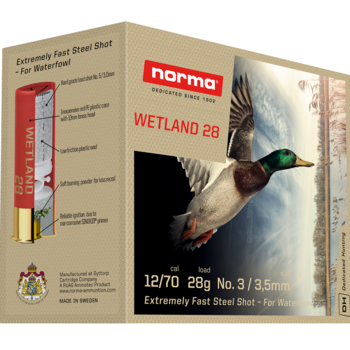 NORMA WETLAND ® 28 12/70 US4