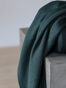 ECOVERO™ VISCOSE - DEEP GREEN