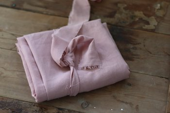LINEN/TENCEL ™ - OLD PINK