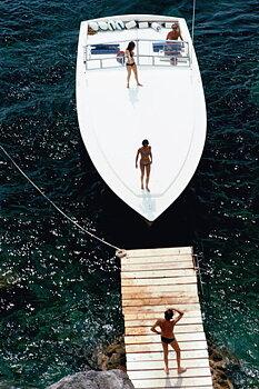 Slim Aaron - Speedboat Landing