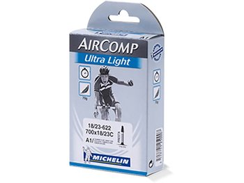 MICHELIN Aircomp Ultralight Slang 700x18-23C