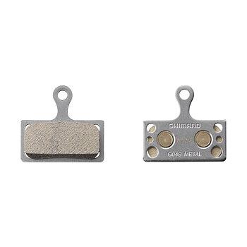 Shimano Skivbromsbelägg G04S Metal
