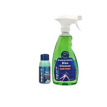 Squirt BioBike Miljövänligt Cykeltvättmedel - 0,5 + 1,5 liter